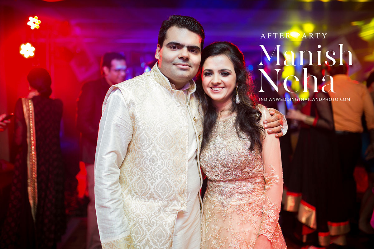 indian wedding after party neha cover