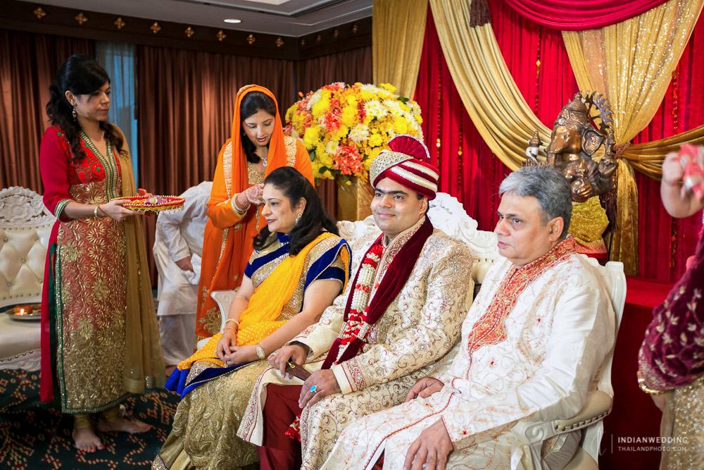 Baraat Wedding Photography Indian Wedding Bangkok Thailand