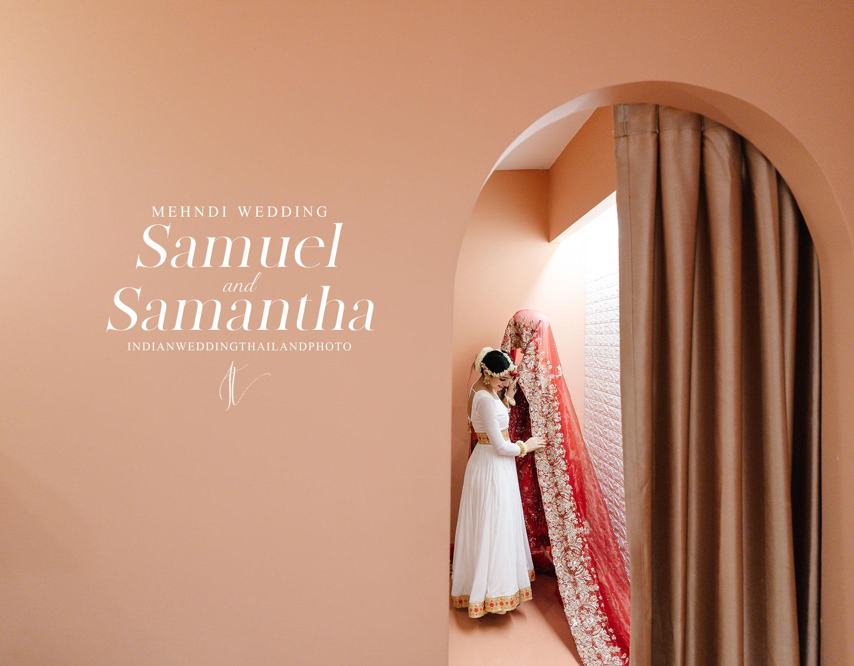 mehndi indian wedding party samuel cover