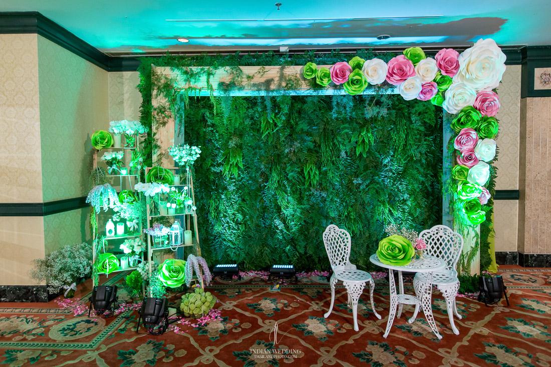 After Party Wedding at Rembrandt hotel Bangkok Sajinee and Raman