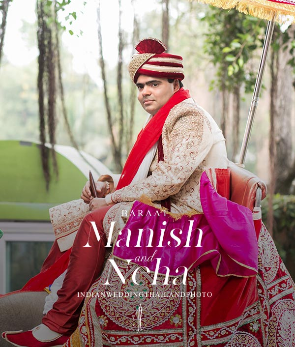 baraat indian wedding neha square cover