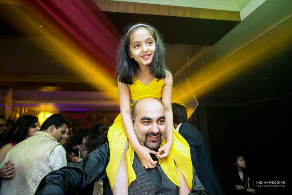 Indian Wedding After Party Anantara Riverside Bangkok Resort