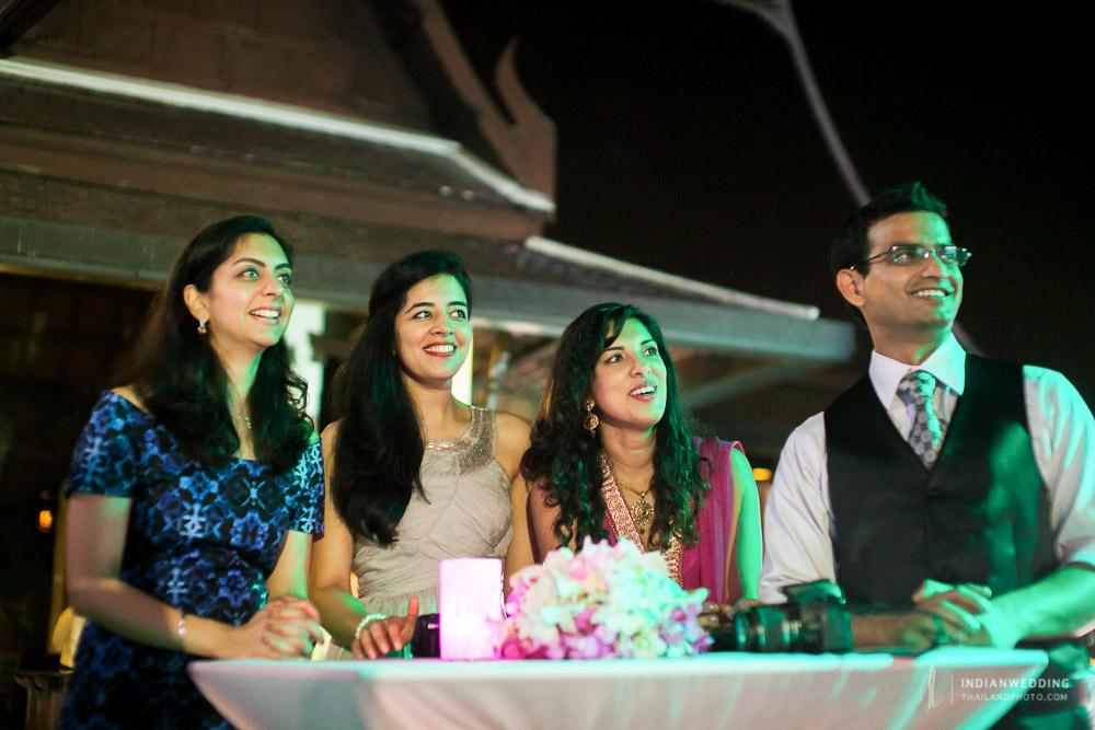 Indian Wedding Engagement Photos Anantara Riverside Bangkok