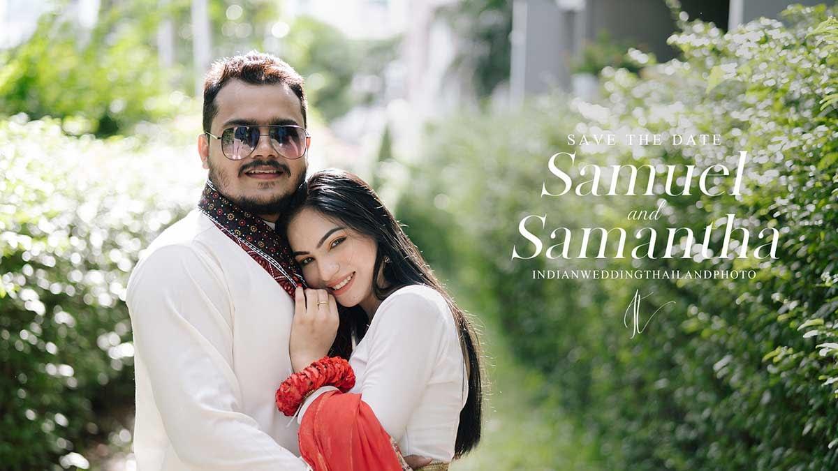 save the date indian wedding samuel samantha resize